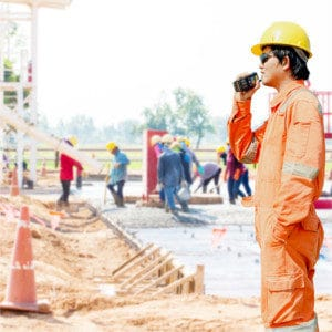 Two Way Radios For Construction & Agriculture
