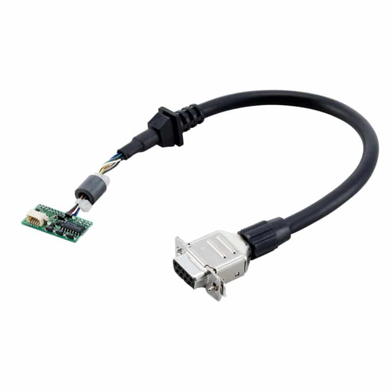 ICOM IC-F1610/IC-F1710 Interface cable for MAP27