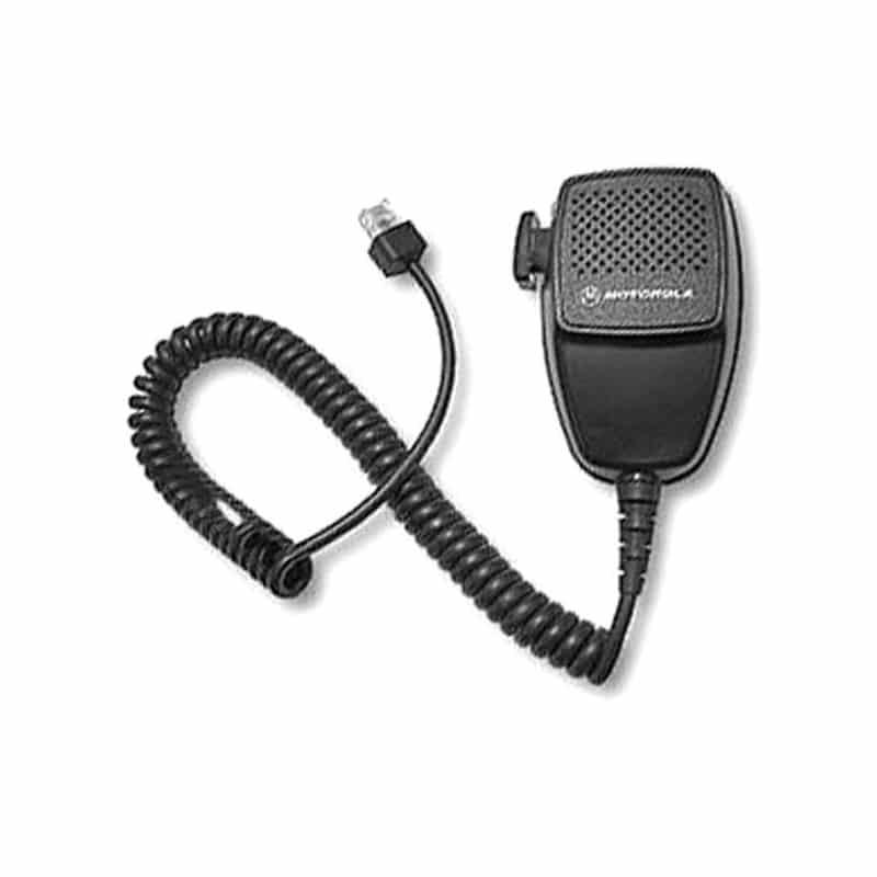 Motorola CM Series Compact Microphone