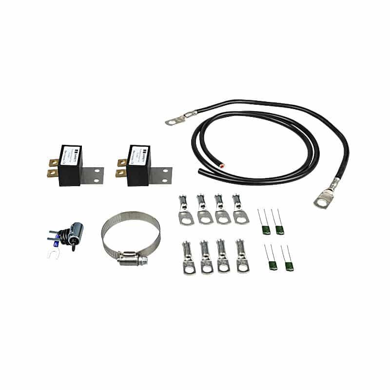 Barrett 2050 Series Noise Supression Kit