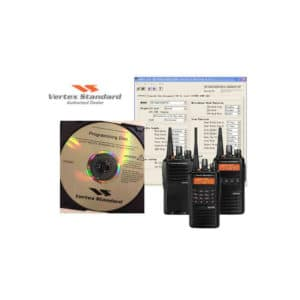 Vertex VX-1210 Radio Programming Software