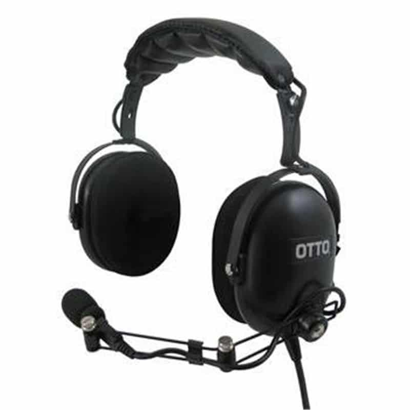 Kenwood TK Series ClearTRAK, Over Head, Extreme Noise, Earcup PTT
