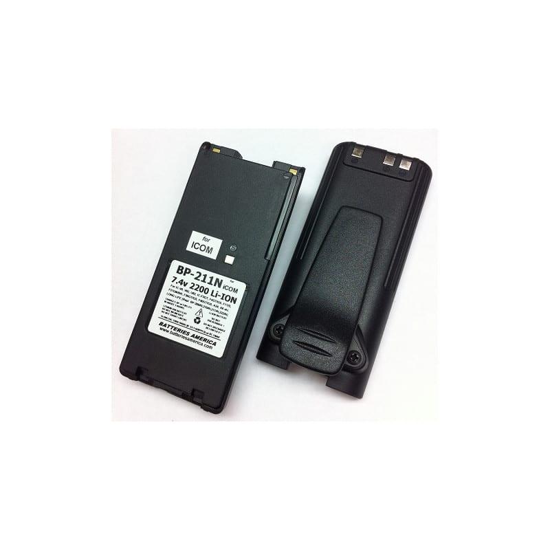 ICOM IC-A6/IC-A24 Air Band 1850mAh Li-Ion Battery