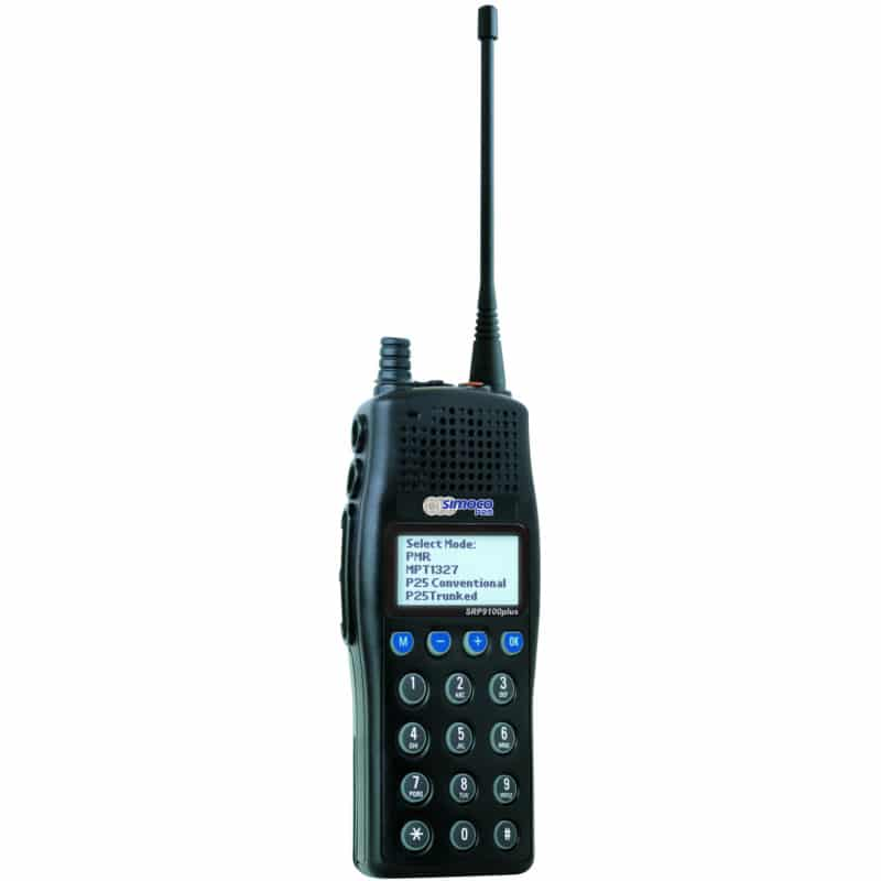 SRP9100 Series Compact Portable Radio