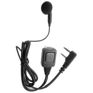 Motorola CP040/GP300 Earpiece Mic With PTT
