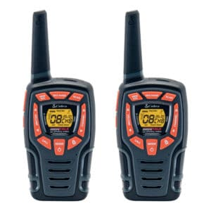 AM845 Waterproof Licence Free Radio - Twinpack