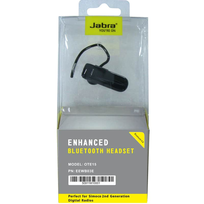 Simoco SDP750/760 Bluetooth Earphone
