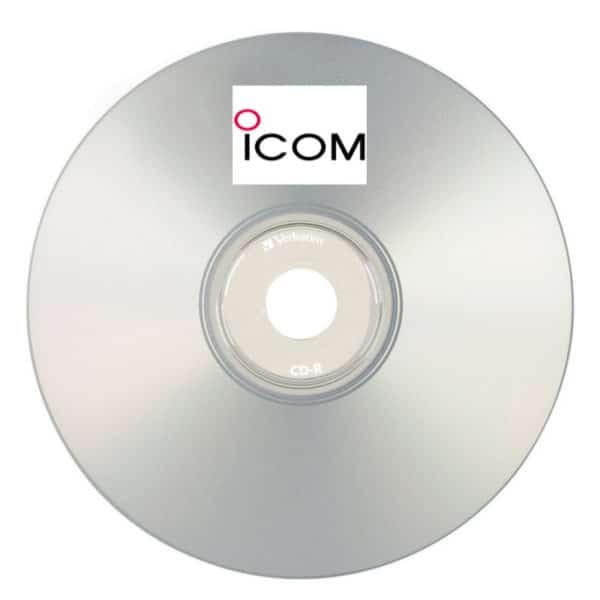 ICOM IC-F3400D Series Programming Software
