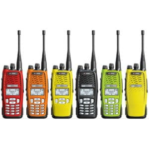 Tait TP9300 Series Radio Body Colour Option