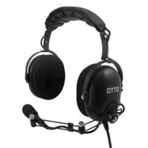 Kenwood TK/NX Behind Head Headset, N/Cancelling ATEX Approved