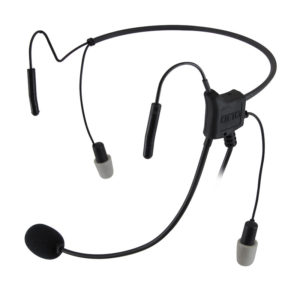 Kenwood NX-200/NX-300 Hurricane Headset - PTT ATEX Approved