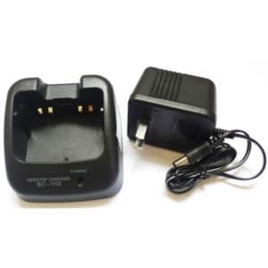 ICOM IC-F51/IC-F61/IC-M87 Desktop Battery Charger