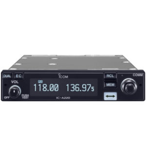 IC-A220T Air Band Panel Mount Radio