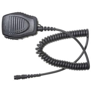 Kenwood TK Series Heavy Duty Remote Spkr Mic - Hirose Connector