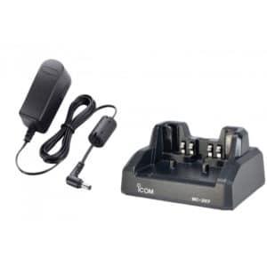 ICOM IC-M85E/IC-F52D/F3400D Single Rapid Charger