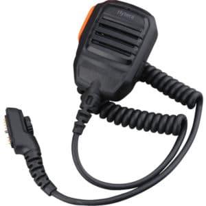 Hytera PT580H Plus Remote Speaker Mic & 3.5mm Audio Jack