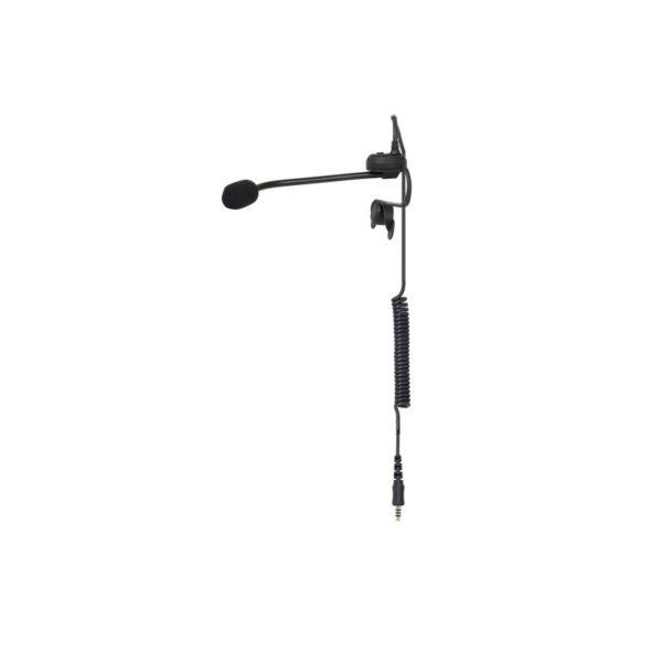 Hytera PT790Ex Headset Microphone - Single Speaker