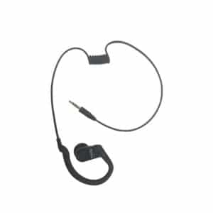 Hytera PDC760/PTC760 C Style Receive Only Earpiece