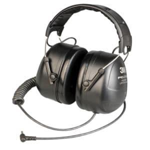 Barrett 2040 HF Manpack Radio Headphones