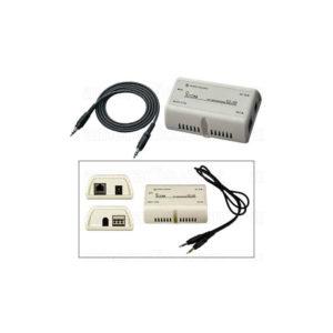 ICOM IP-100FS Desktop Microphone Adapter