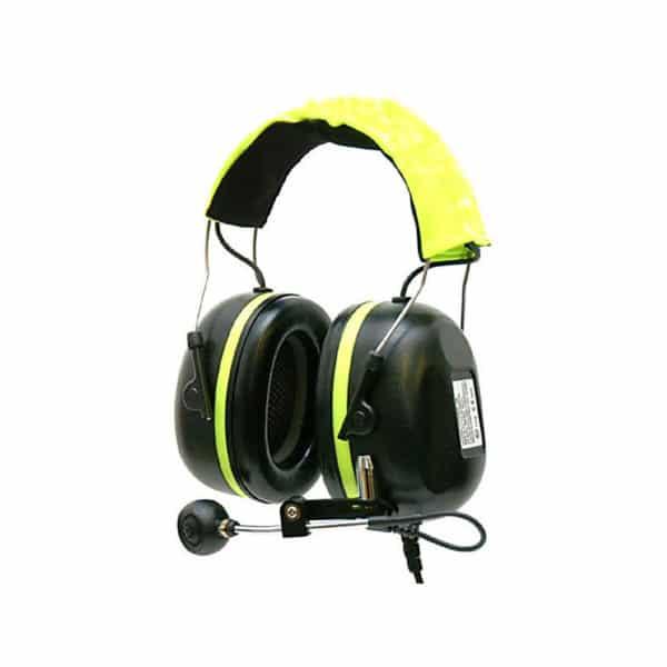 ICOM IC-A25CE/NE SWATCOM H/Duty Headband Headset