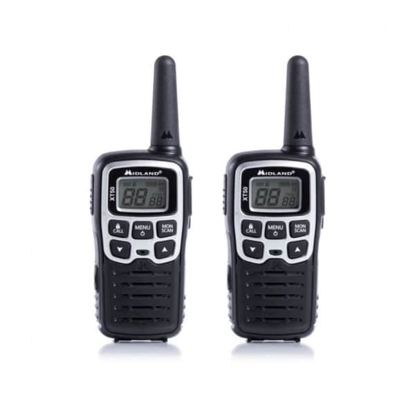 XT50 Licence Free Portable Radio - Twin Pack