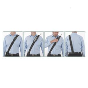 Klick Fast Sam Browne Style Harness