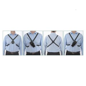 Klick Fast Centre Chest Harness