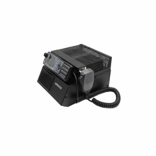 Simoco SRM9000 AC/DC Desktop Power Supply Unit