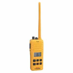 IC-GM1600E VHF Portable GMDSS Survival Craft Radio