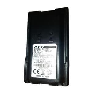 HYT TC600 Series 1250mAh Li-Ion Battery