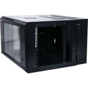 Repeater Cabinet 12u 600mm Deep - Black