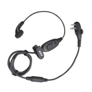 HYT TC700Ex Earpiece With Mic & In-Line PTT