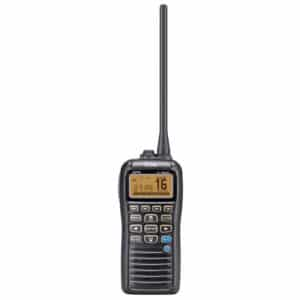 IC-M91D Buoyant VHF/DSC Handheld With GPS
