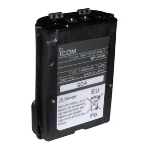 ICOM IC-M71/IC-M73 Marine 2150mAh Li-Ion Battery