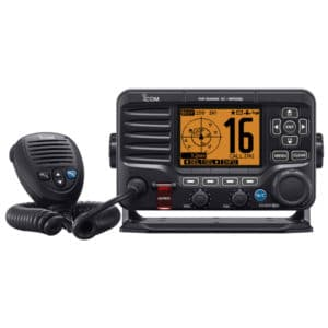 IC-M506 VHF Submersible Mobile Marine Radio