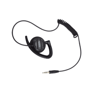 Hytera ACS-01 Receive Only Adjustable Earpiece, Swivel Speaker