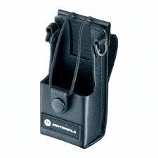 Motorola CP040 Leather Carry Case With Belt Loop