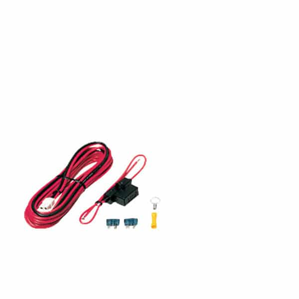 Kenwood NX-700 Series Remote Mount DC Cable - 3M