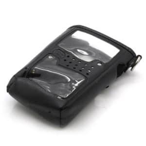 ICOM IC-E92D Leather Carry Case