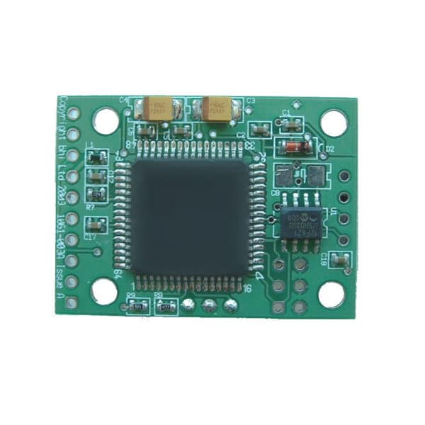 Basic PCB Noise Cancelling DSP Module