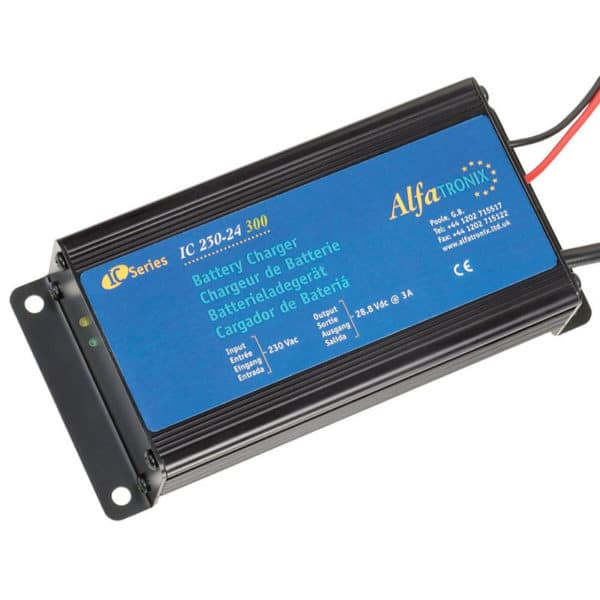 IC Series Intelligent Battery Charger