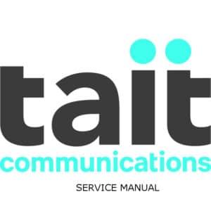 Tait Orca 5000 Service Manual