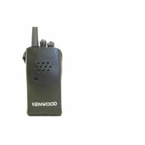 Kenwood NX-200S/NX-300S H/Duty Leather Case & Swivel Belt Loop
