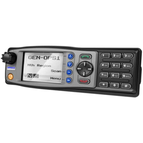 Simoco SRM9030 Control Head Kit