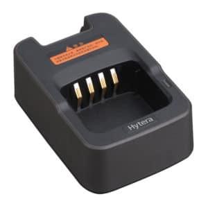 Hytera PD700 Series Single Unit Battery Charger & PSU