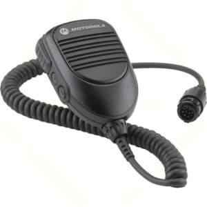Motorola DM3400/DM3600 IMPRES Heavy Duty Microphone