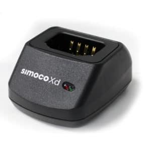 Simoco SDP650/SDP660 Single Charger PSU RSA Plug