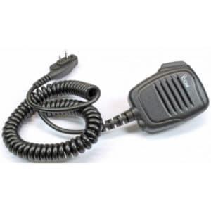 ICOM IC-F Series Compact Speaker Microphone - 2 Pin/Multi Pin