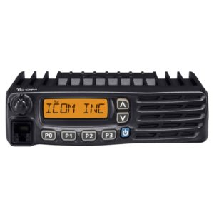 IC-F5122D/F6122D VHF/UHF IDAS PMR Mobile Transceiver